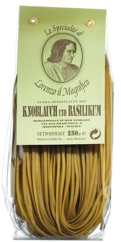 Lorenzo Basilikum Pasta Toskana 250g